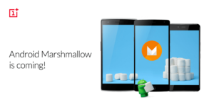 Oneplus Marshallow Andriod