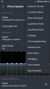 Viper4Android Settings