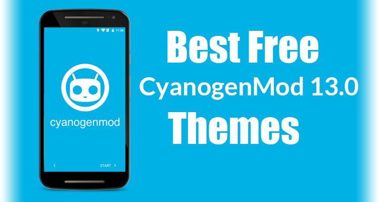 Best Free Cm13 Themes