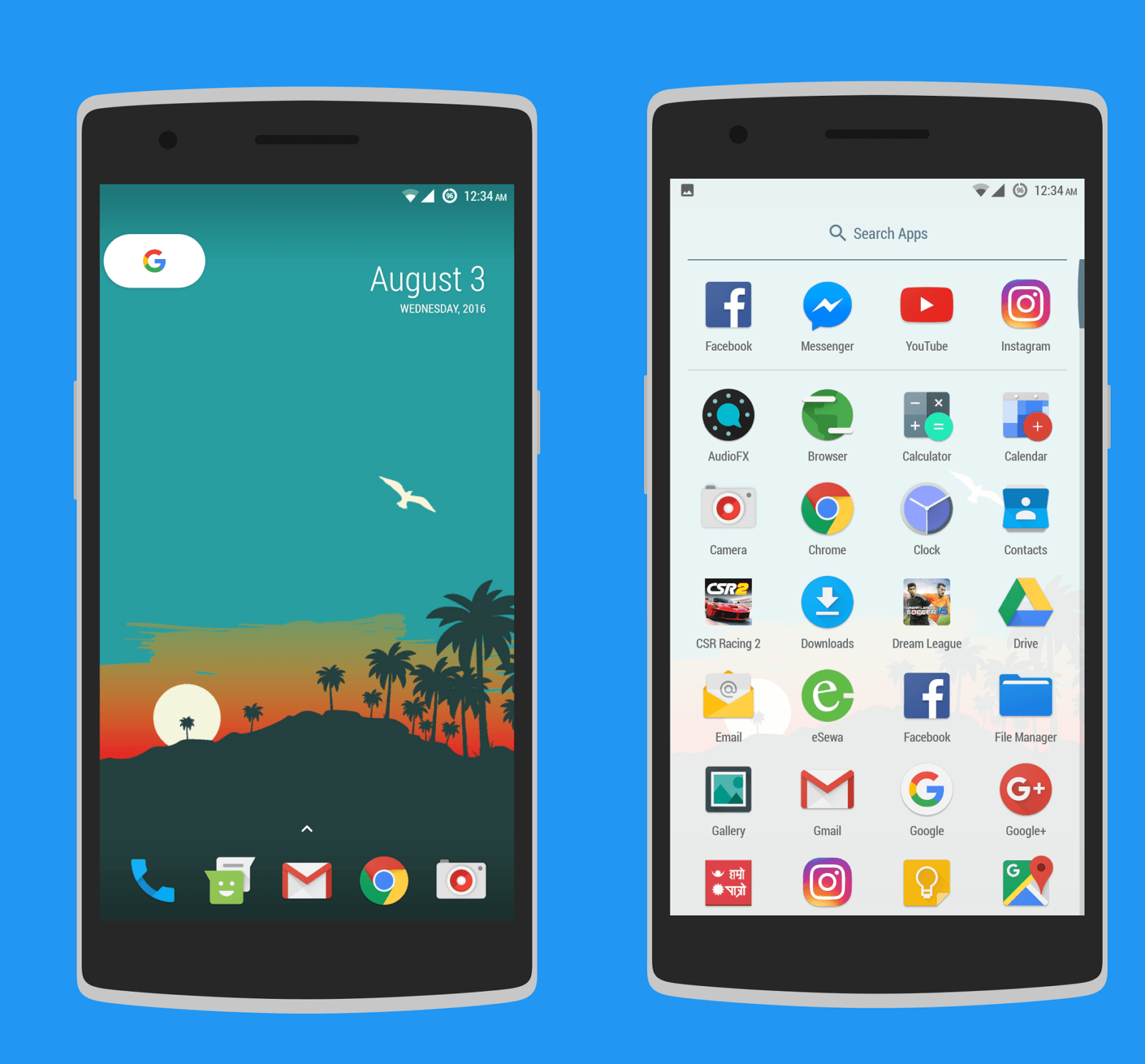 New Nexus Launcher APK is here! Get ready to install
