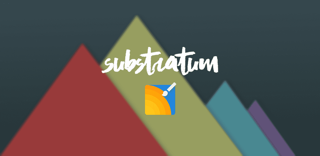 Substratum Theme Engine Logo