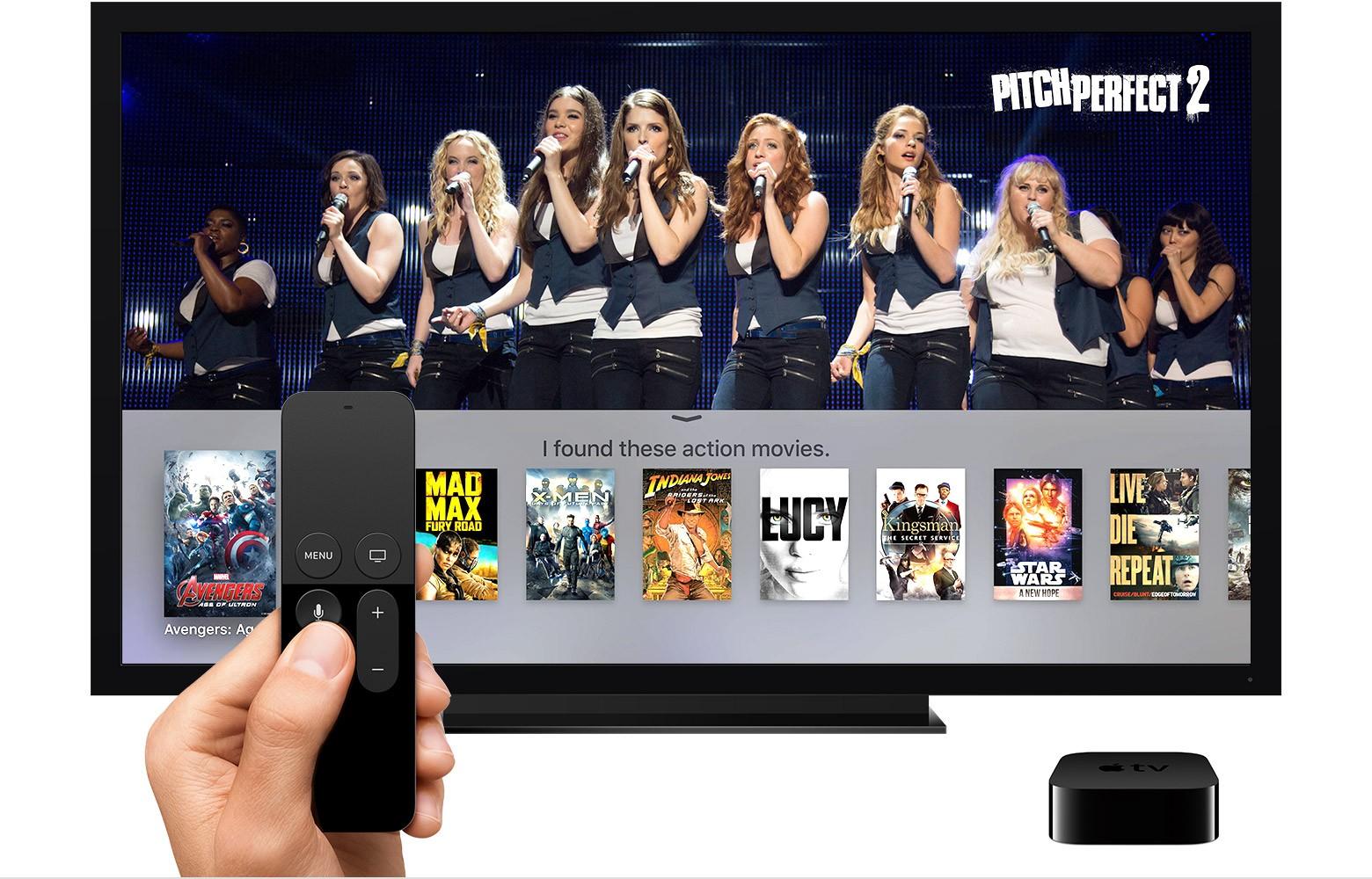 Apple TV getting a lot better