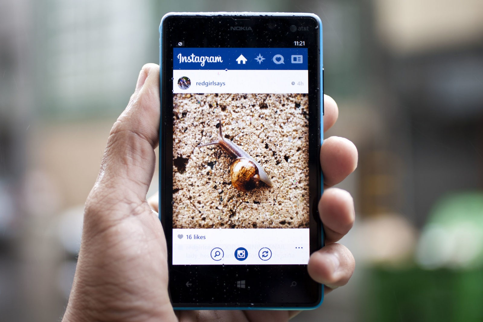 How to save Instagram pics on your Android