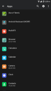 Apps Overlay