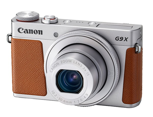 Canon Unveils Their First Compact Camera Featuring Bluetooth Connectivity, The G9 X Mark II