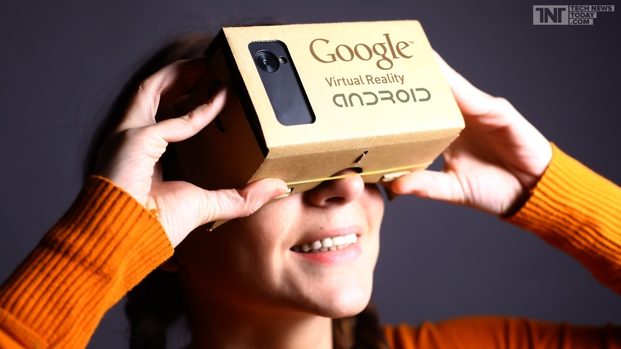 Google in Quest to Virtual Reality, Pushing Hard with Partners