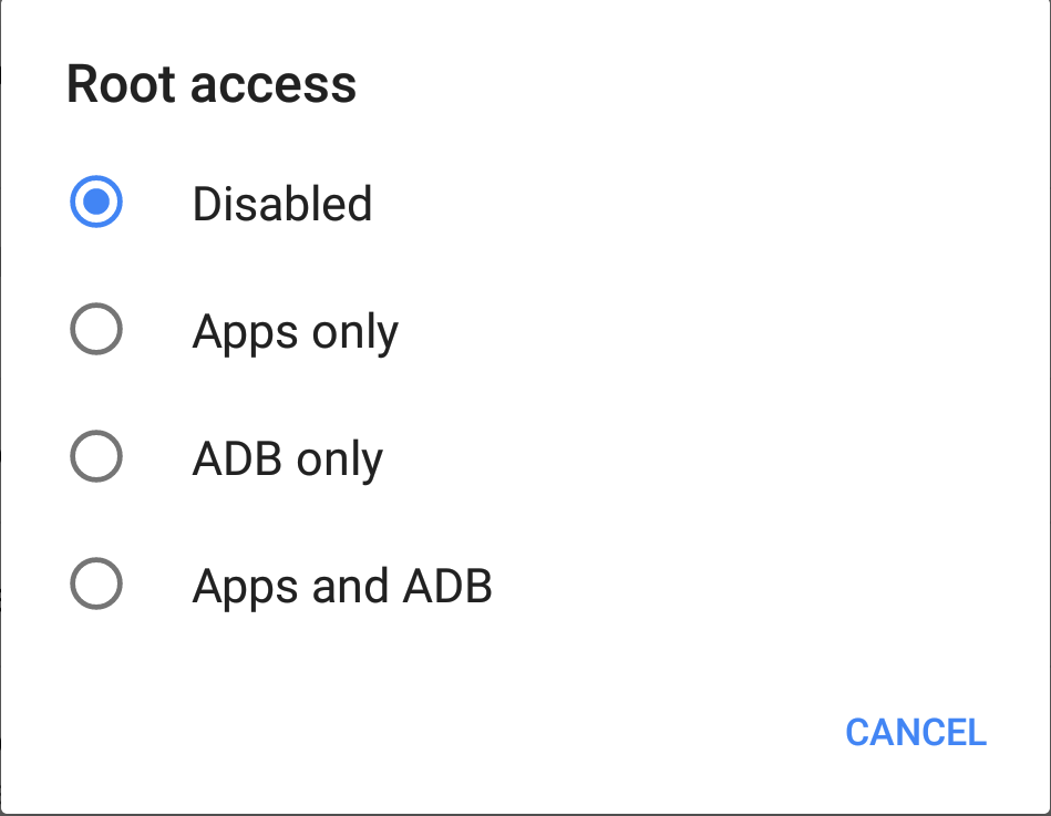 How to Enable inbuilt Root Access on LineageOS