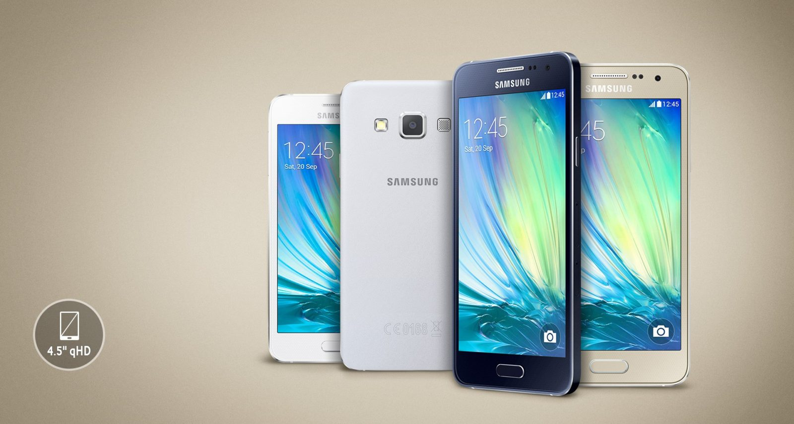 Samsung Galaxy A to Receive 16MP Cameras, MicroSD Slots Updates