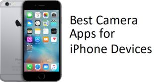 Best Camera Apps for iPhone Devices 2017