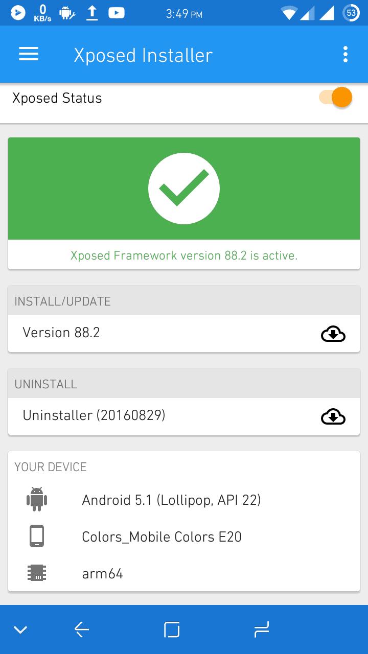 Xposed App