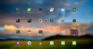 Install deepin desktop environment in arch linux