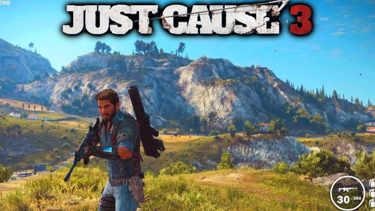 Just Cause Franchise – All 3 Games Sale Live on Steam