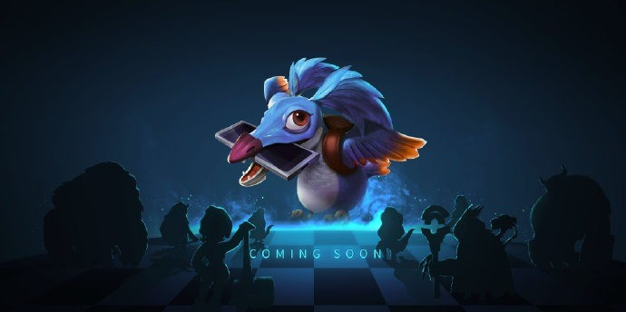 Dota Auto Chess Mobile Coming Soon