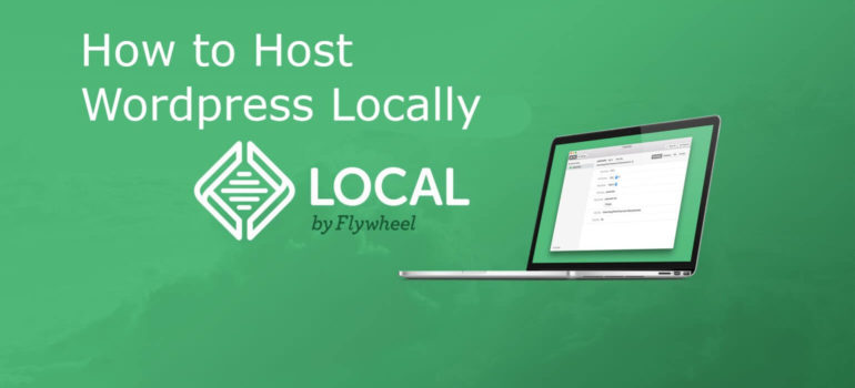 host wordpress local by flywheel