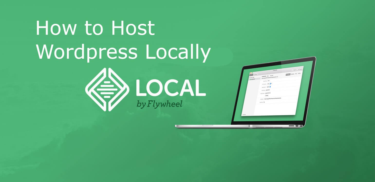host wordpress local by flywheel