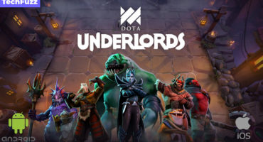 Dota Underlords Mobile